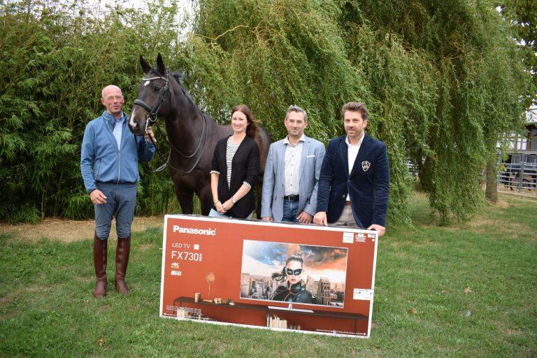 Erfolgreiche Auflage des 1. DeLux-Euregio-Dressur-Cup 2018
