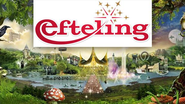 Fahrt zum Freizeitpark 'De Efteling'